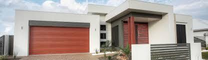 garage door for dean powell constructions townsville