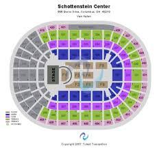 Schottenstein Center Tickets In Columbus Ohio Seating