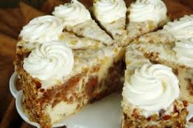Breakfast Lunch Dinner Crazy Craigs Carrot Cake Cheesecake