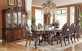 Small Formal Dining Room Awesome White Dark Leather Chair White Solid Wood Formal Dining Room Sets