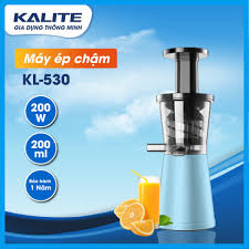 Máy Ép Chậm Trái Cây Mini KL-530 - Miscellaneous | Facebook Marketplace