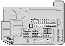 2010 prius fuse box wiring diagrams mashups co 1999 Nissan Quest Fuse Box Diagram toyota prius v (from 2013) fuse box diagram 1999 Mercury Grand Marquis Fuse Box Diagram