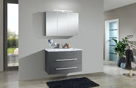 Badezimmer Garnitur Grau