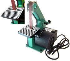 table belt sander. new belt sander 1 x 30 bench top 1/3 hp motor workshop adjustable tilting table