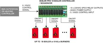 bpro 10 boiler sequencer pro 10 up to 10 boilers mod bpro 10 bpro 10 wiring diagram