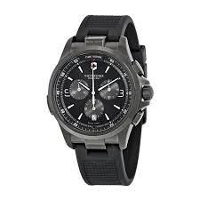 victorinox swiss army night vision chronograph men s watch 241731
