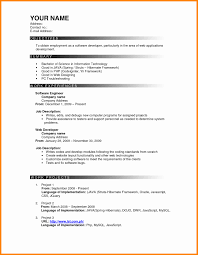 Effective Resume Format For Experienced Best Of Sample Resume