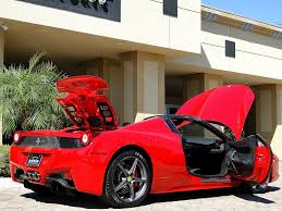 2018 ferrari 458 spider photo 48 naples fl 34104