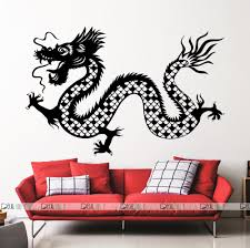 animal decalhouse dragon wall decals vinyl asian decal sticker cool mickey mouse elephant graffiti farm stickers
