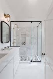 Define Bathroom Bathroom Design Idea Black Shower Frames Contemporist