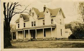 Woodside Cottage: Thomas & Nanette Smith Years - Pewee Valley Historical  Society