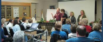 in the annual newcomer series and anywhere from 30 to 50 percent of each year s partints go on to take the master gardener training classes