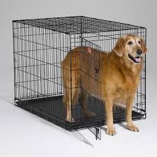 Precision Pet Products ProValu Single Door Dog Crate with Free Fleece Crate  Mat   Hayneedle