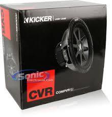 kicker 10cvr154 (10cvr154) 15\
