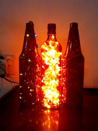 Lights For Wine Bottles Wine Bottle Accent Light 15 Steps With Pictures