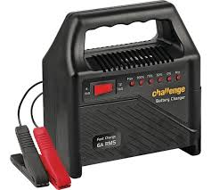 buy challenge amp v automatic car battery charger at argos co play video