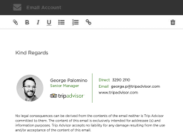 Email Signature Best Professional Email Signature Examples Be Inspired By Xink