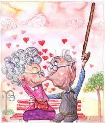 Blog de recantovirtualdasil : Recantovirtualdasil, O amor não tem idade