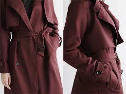 jacket las trench coat flare women s jackets womens trench coat flares autumn jacket