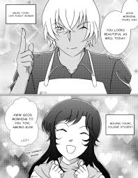 Gullible    Part 1   Detective Conan & Magic Kaito. Amino
