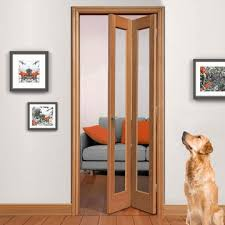 Space Saving Door jbkind bi-fold interior doors