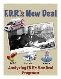 roosevelt new deal eleanor roosevelt famous  f d r the new deal powerpoint and student infographic notes