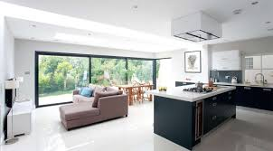 Small Kitchen Extensions Designing A Single Storey Extension Real Homes