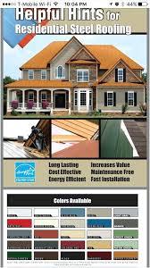 menards residential metal roofing looking for roof rake