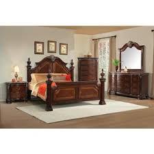 four poster bedroom furniture. Bronwen Panel 5 Piece Bedroom Set Four Poster Furniture