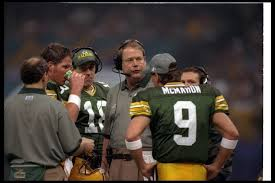 brett favre on philadelphia eagles doug pederson i m not  26 jan 1997 green bay packers head coach mike holmgren confers quarterbacks brett favre