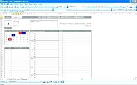 Printable Task Calendar Template Excel For Resume Objective Newbloc