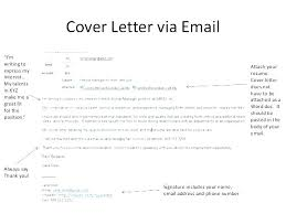Email Cover Letter Template Amazing Sample Email Fresh Sending Resume Template With Cover Letter For In