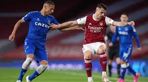 Watch Arsenal vs. Everton Live Stream