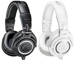vizio tv headphones. audio-technica-ath-m50xwh-professional-studio-monitor-headphones- vizio tv headphones i