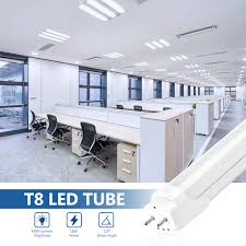 Dimmable Led Tube Light T8 Details About 4x Dimmable Led Fluorescent Tube T8 4ft 120cm Led Tube Light Ac 85 285v Us