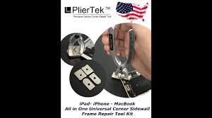 new pliertek universal ipad iphone frame repair tool kit