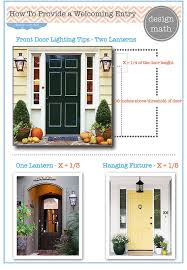 outdoor lighting tips the rules