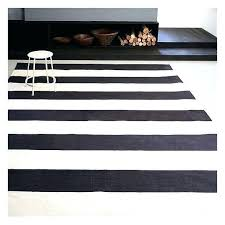 colorful rugs ikea lovely black and white striped rug ikea