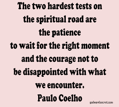 Patience Quotes From The Bible Custom Scriptured Patience Quotes On QuotesTopics