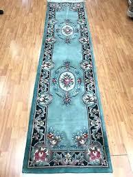 wool rug runner x floor runner oriental rug hand made 0 wool
