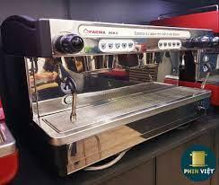 Máy pha cà phê cũ FAEMA E98RE - A2 Automatic - New 97%