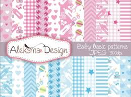 Baby Patterns Custom Baby Basic Patterns Meylah