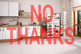 Why Open Kitchens Are Bad And Closed Kitchens Are Good Realtor Custom Galley Kitchen Remodel Set