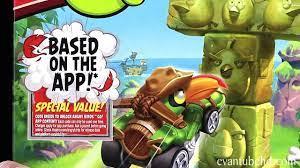 Angry Birds GO! Jenga TOWER KNOCKDOWN Game! - Dailymotion Video