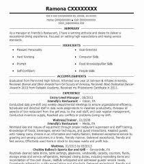 Entry Level Resume Samples Classy Entry Level Resume Samples Cv Ecza Solinf Co Tommybanks