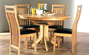 full size of solid oak round extending dining table and 6 chairs argos next white for