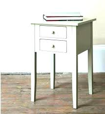 small bedside table with drawers tall side table with drawers close up of small bedside table drawer open to reveal inside small bedside table with drawers