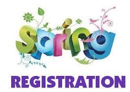 Image result for spring registration