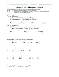 free balancing equations 39