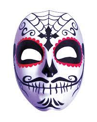 sugar skull men s mask
